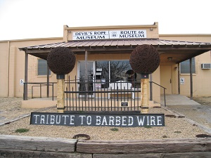 Barbed Wire Museum