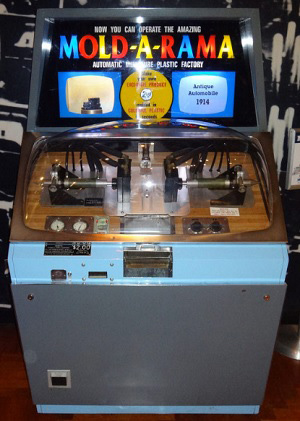 Mold-A-Rama Machine
