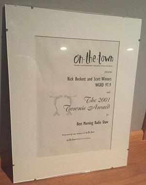 Townie Award