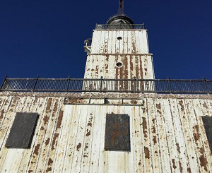 North Manitou Shoal Lighthouse Exterior