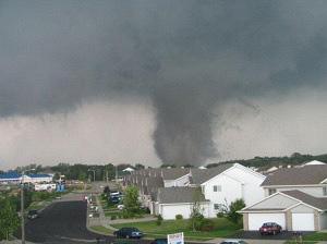 Tornado in Wisconsin