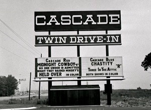 Cascade Twin Drive-In