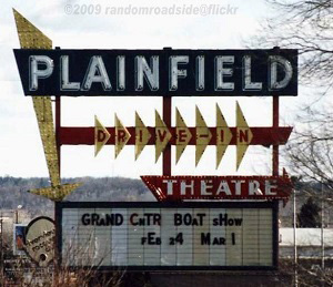 Plainfield Drive-In