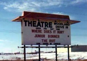 Woodland Drive-In
