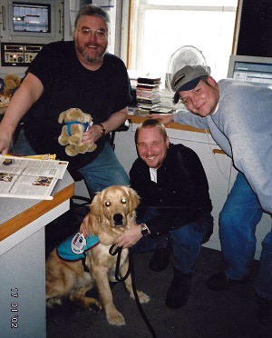 Paws With A Cause Dog visits WGRD
