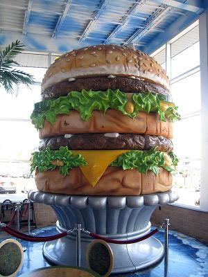 World's Largest Big Mac
