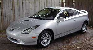 Toyota Celica - June 13, 2002