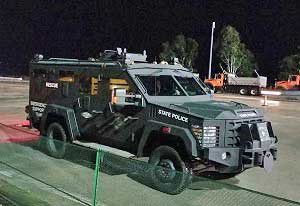 Security Vehicle