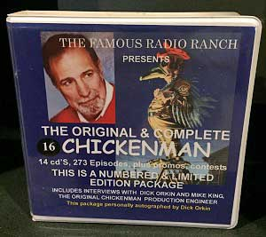 Chickenman CD Set