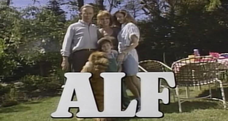 ALF TV Show Open