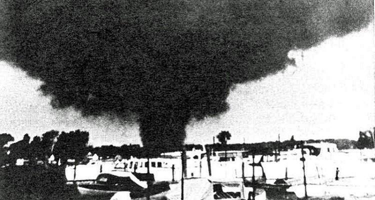 Beecher, MI Tornado
