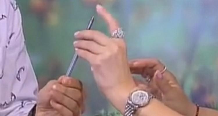 Sharp Nail