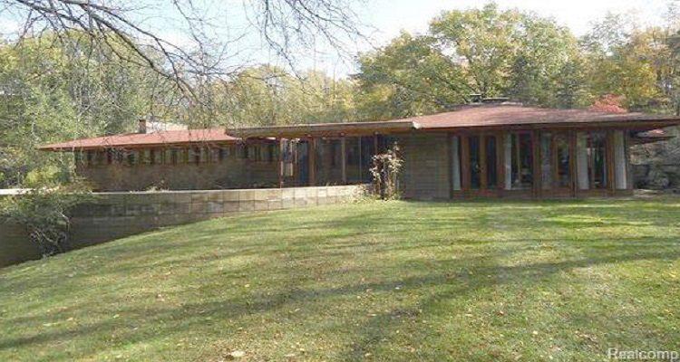 Frank Lloyd Wright Home - Galesburg, MI