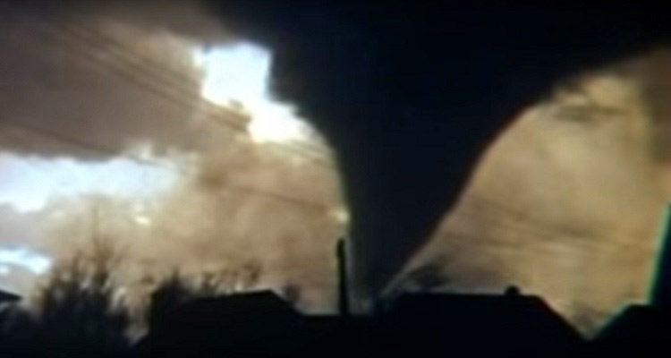 1956 Tornado