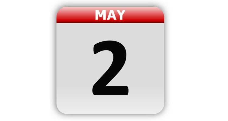 May 2
