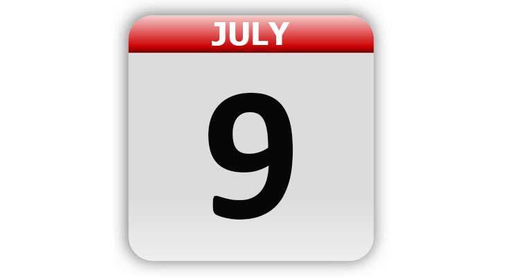 July 9
