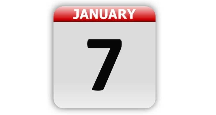 January 7