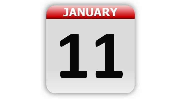 January 11