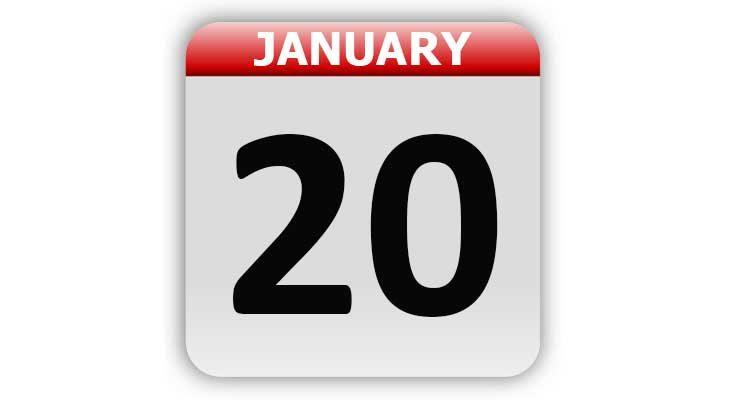 January 20