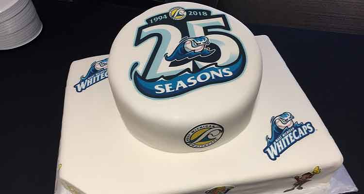 25 Seasons Cake