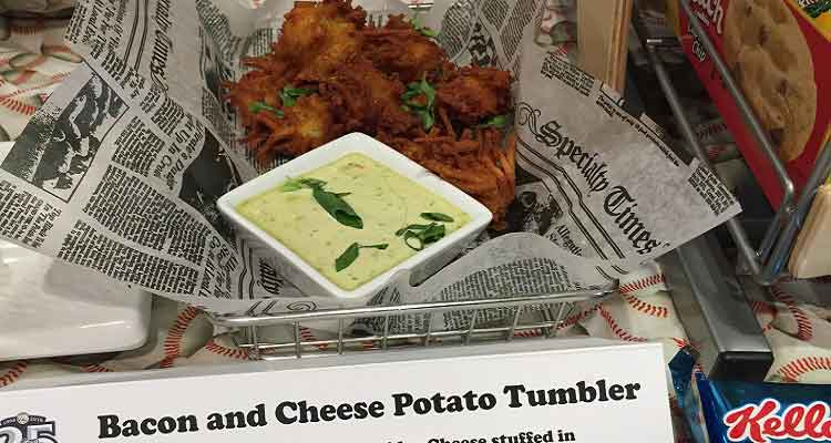 Bacon and Cheese Potato Tumbler