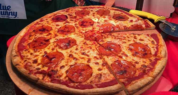 Big Wheel Pizza