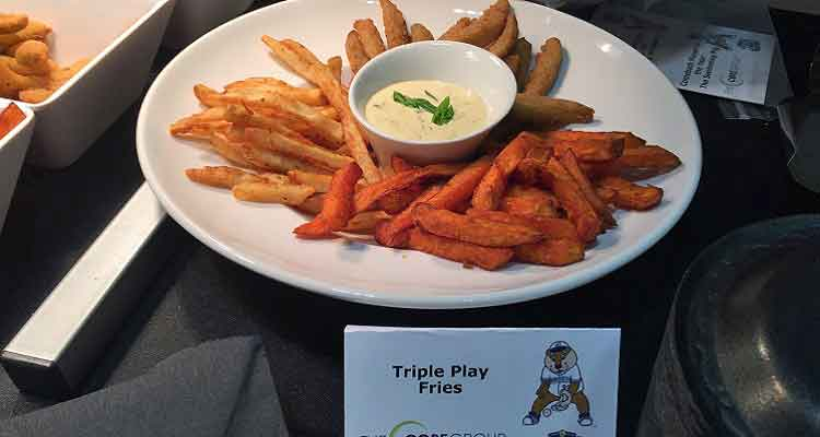 Triple Play Fries
