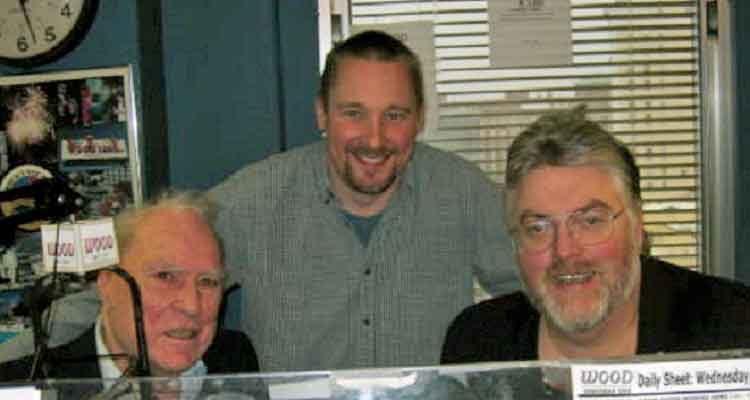 Bruce Grant, Scott Winters, Rick Beckett
