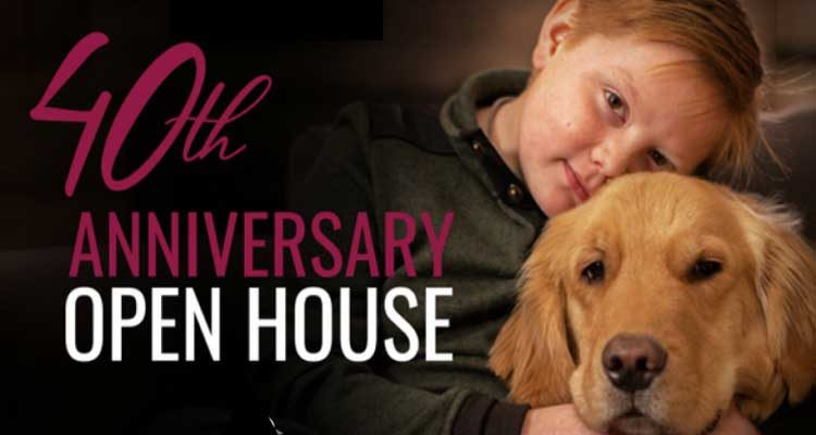 Paws With A Cause Open House