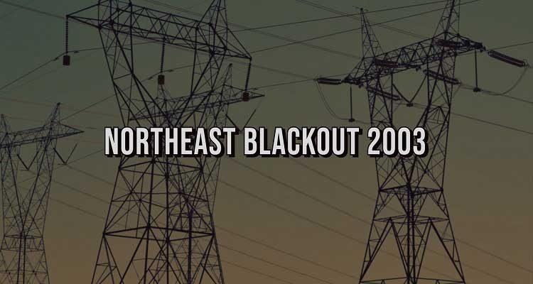 Northeast Blackout 2003
