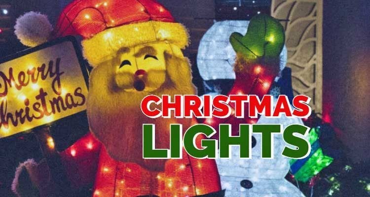 Christmas Lights List
