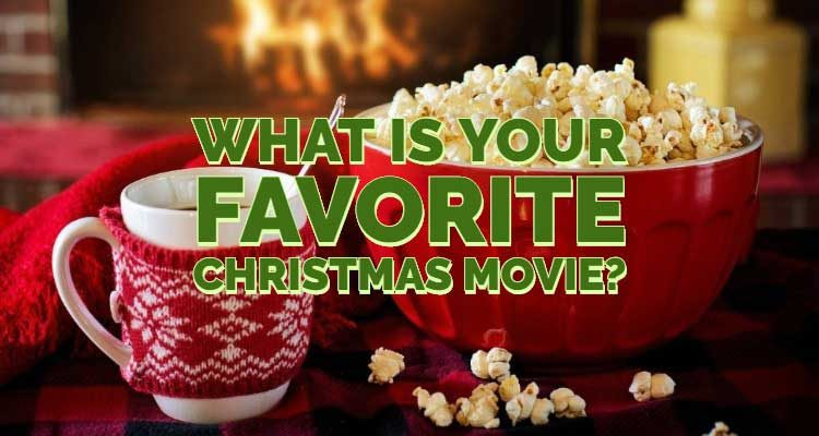 What is your favorite Christmas Movie?