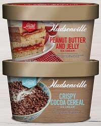 Breakfast Ice Cream Flavors
