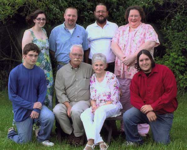 Winters Family Group Photo