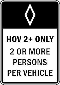 HOV Lanes