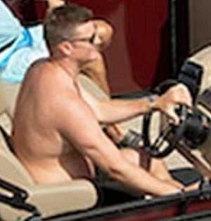Naked Boater