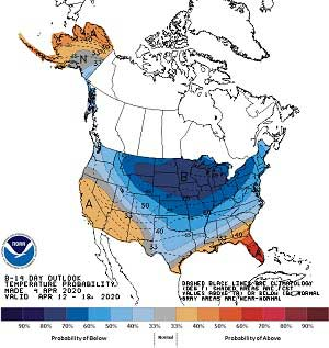 8-14 Day Outlook