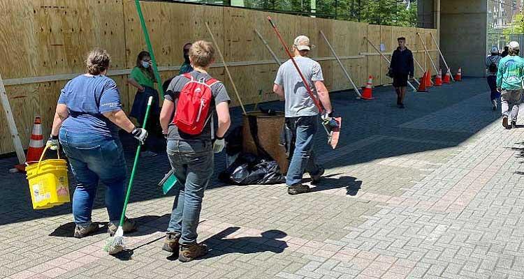 Grand Rapids Clean Up