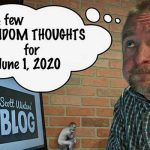 Random Thoughts June 1, 2020