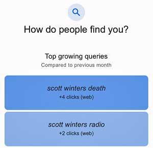 Scott Winters Death